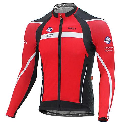 [더산스포츠](CJL-RED MAX)레드 맥스 긴팔 져지 (봄~가을)자전거의류 자전거복 사이클웨어 인라인 라이딩 상의