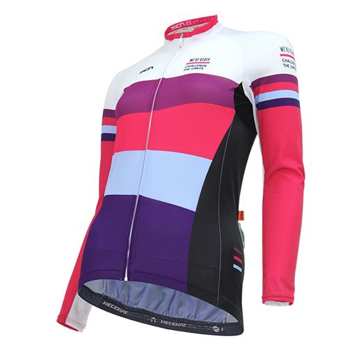 [더산스포츠](CJL-ARCO)여성용 아르코 긴팔 져지 (봄~가을)자전거의류 자전거복 사이클웨어 인라인 라이딩 상의