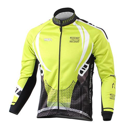 [더산스포츠](CHF-MONSTER JACKET)몬스터 방한 자켓 (겨울용)자전거의류 자전거옷 자전거복 사이클웨어 인라인 라이딩 상의