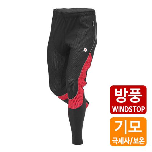 [더산스포츠](MT-5015-RED) SIERRA PANTS시에라 방풍 세미 통바지 (겨울용)방풍/방한/방수 기능성자전거의류 자전거복 사이클웨어 라이딩 하의