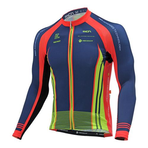 [더산스포츠](CJL-LUCANO)루카노 긴팔 져지 (봄~가을)자전거의류 자전거복 사이클웨어 인라인 라이딩 상의
