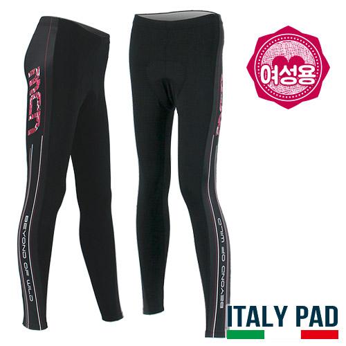 [더산스포츠](MP9-WILD CAMO_PINK) 여성 와일드카모 핑크 패드바지 (봄~가을)자전거의류 자전거복 사이클웨어 라이딩 하의