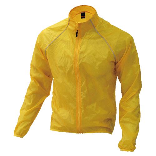 [더산스포츠](MKJ-010_YELLOW) 바람막이 플렛 타입_옐로우 (봄~가을)자전거 인라인 테니스 헬스 축구 등산 낚시 스킨스쿠버 마라톤 등 각종 스포츠 및 일상